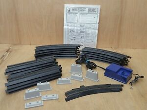 Like-Like Power-Loc Tracks HO Power Pack 583109 583055 Straight 583157 Curved
