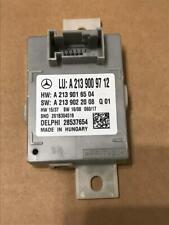 Mercedes E Class W213 Light Control Unit Module A2139009712