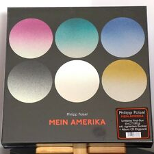 Philipp Poisel - Mein Amerika / 6er-LP incl. CD limited signed autographed box