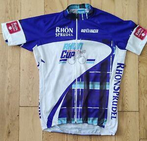 Bio Racer Short Sleeve Cycling Jersey Size M.