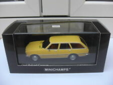 Opel Rekord caravan 1975 yellow Minichamps 400044010 MIB 1:43 kadett BEAUTIFUL