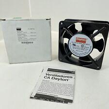 Dayton 4wt33 Ac Axial Fan 220 Volts 105 Cfm New