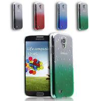 3D Tropfen Case Bumper Displayfolie für Smartphone Handy Samsung Galaxy S4 i9500