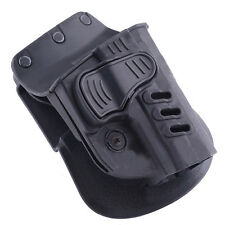 Hunting Tactical Rapid Release Belt Holster Fits Gun H&K USP Compact 9MM New