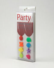 Wine Glass Markers Starfish Butterfly Seashell Dinner Tasting Party Wedding