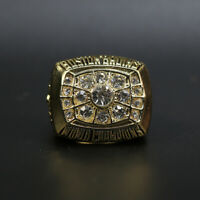 Bobby Orr - 1972 Boston Bruins Stanley Cup Hockey Championship Ring Size 11