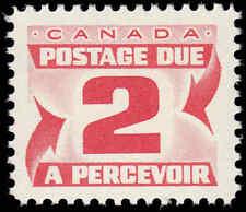 Scott # J22 - 1967 - ' Postage Due '; 20 x 17mm