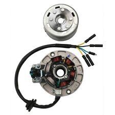 Magneto Stator Plate + Flywheel Roller 155cc 160cc PIT PRO Trail Dirt Bike SSR