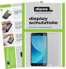 2x Samsung Galaxy J7 Max Pellicola Protettiva Protezione Schermo Antiriflesso