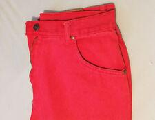 Arizona Jeans, rot, 100% Baumwolle, bequemer Schnitt, Gr. 40, neu