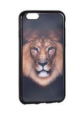 % Hülle mit HOLOGRAM 3D Handy Tasche Cover Für Apple iPhone 5 Lion Löwe
