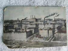 Vtg Postcard Schlitz Brewing Company Milwaukee Wis
