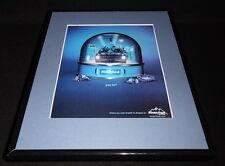 2004 Winterfresh Gum Framed 11x14 Vintage Advertisement
