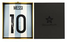 Lionel Messi hand signed autographed jersey shirt Argentina starsauthentic coa