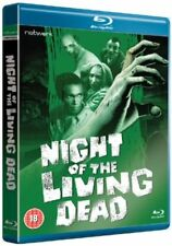 Blu Ray NIGHT OF THE LIVING DEAD. George A Romero 1968 horror. New sealed.