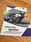 BMW motorrad R1100S Boxercup replika R 1100   moto prospectus brochure catalogue