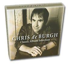 Chris De Burgh Classic Album Selection 5 CD - NEW (spanish train, spark to a)