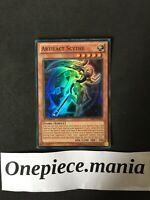 Yu-Gi-OH! Artifact Scythe - PRIO-EN000 - Super Rare Unlimited New Primal Origin