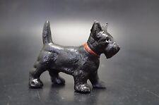 VTG Cast Iron HUBLEY Party Favor SCOTTISH TERRIER Puppy Dog