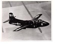 Douglas Skynight F3D Santa Ana California Navy Fighter Aircraft 8x10