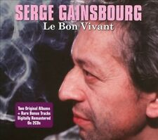 SERGE GAINSBOURG - LE BON VIVANT NEW CD