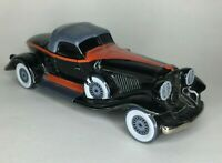 Avon Classice Car 1932 Collectible Auburn Handcrafted in Brazil 1983 Vintage
