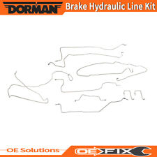 "06 SILVERADO 1500 STAINLESS BRAKE LINE KIT EXTENDED CAB 69.2/"" Bed  919-130"