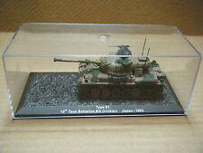 "De Agostini Combat Tanks ""Type 61.10th Battalion 8th Div, Japan-1993"". Boxed."