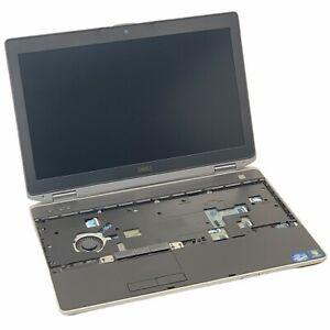 Dell Latitude E6520 Core i7 2760QM 2,4GHz (o. RAM/HDD/ODD/Kbd Akku def.) C-Ware