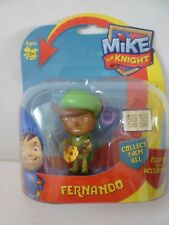 Mike The Knight Fernando Figure MOC Character 2012