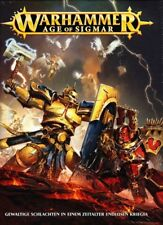 Age of Sigmar Book (German) Games Workshop Warhammer Fantasy AoS