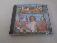 Surfin' Sam by Spice Interactive - Vintage PC/MAC Adult CD-ROM Game - New/Sealed
