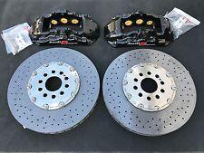 Original Audi Sport R8 Carbon Keramik 380x38mm Bremsanlage Typ 42 Set Scheiben