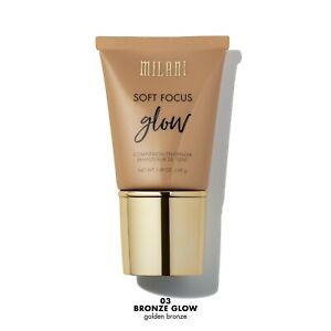 MILANI Soft Focus Glow Complexion Enhancer Illuminator BRONZE GLOW 03 golden