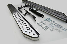 S/S Alloy Running Board Side Step Bar Board For Honda CRV CR-V RM 12-16