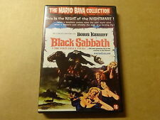 DVD / BLACK SABBATH ( THE MARIO BAVA COLLECTION - BORIS KARLOFF )