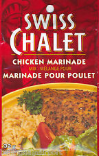 Swiss Chalet Chicken Marinade from Canada!  FRESHEST and FASTEST SHIPPING WOW!!!