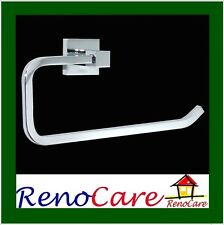 Square Single Towel Ring Rail RC-9103