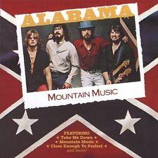 ALABAMA - MOUNTAIN MUSIC (NEW CD)