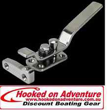 Latch Door Stainless Steel Latch with Striker 275mm Overall Length