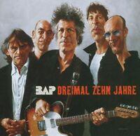 """BAP """"DREIMAL ZEHN JAHRE"""" 2 CD NEUWARE"""