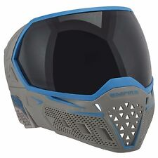 Empire EVS Thermal Mask / Goggle - Grey / Cyan - Paintball