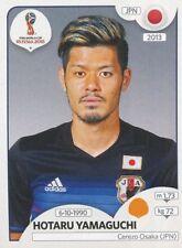662 hotaru yamaguchi japan Cerezo osaka sticker world cup russia 2018 panini