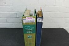CKStamps: Attractive Mint & Used Worldwide Stamps Collection In 2 Binders & Book