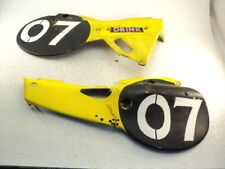 Yamaha YZ 490 YZ490 #7586 Left & Right Plastic Side Covers
