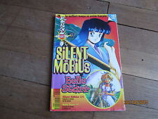 MANGA BD SILENT MOBIUS + BELLE STARR  tome 3  asamia ito  media system edition