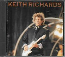 "KEITH RICHARDS - RARO CD 1992 "" RUN RICHARDS RUN """