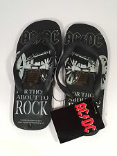 ACDC Thongs Size 7