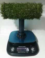 Falconry Scales  with Real AstroTurf plus Free Whistle on Lanyard