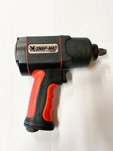 """US SNAP MAC 1/2"""" dr AIR IMPACT WRENCH GUN 1200NM HIGH POWER  IMPACT AIR GUN"""